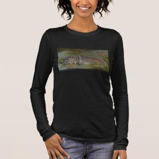 Flusspferd-T - Shirt
