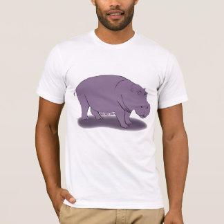 Flusspferd-T - Shirt SBC&Co. X Nolobotamus