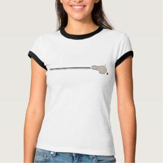 Flusspferd-T-Stück T-Shirt