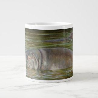 Flusspferd-Tasse riesiges 20oz Jumbo-Tasse