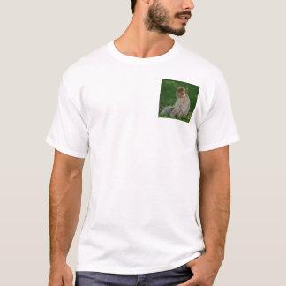 Flusspferd u. Affe T-Shirt