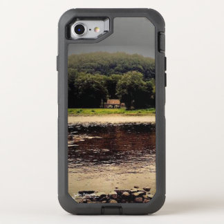 Flussufer-Haus OtterBox Defender iPhone 8/7 Hülle