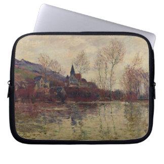 Fluten Claude Monets | bei Giverny Laptopschutzhülle