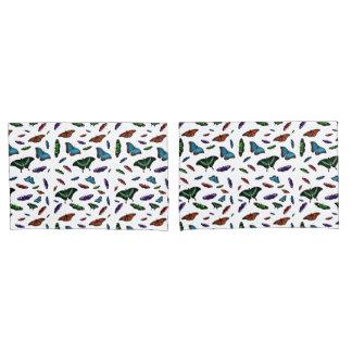 Flutterbies Kissenbezüge (wählen Sie Farbe)
