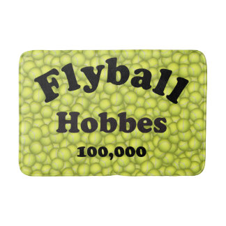 Flyball Hobbes, 100.000 Punkte Badematte