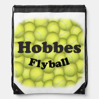 Flyball Hobbes, 100.000 Punkte Sportbeutel