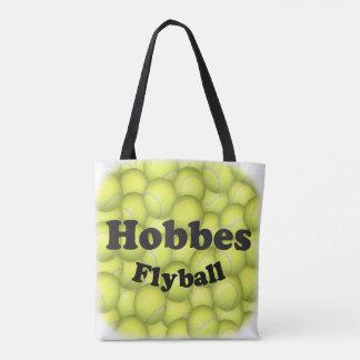 Flyball Hobbes, 100.000 Punkte Tasche