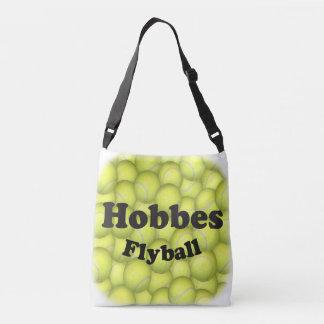 Flyball Hobbes, 100.000 Punkte Tragetaschen Mit Langen Trägern
