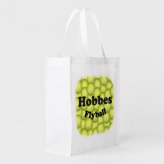 Flyball Hobbes, 100.000 Punkte Wiederverwendbare Einkaufstasche