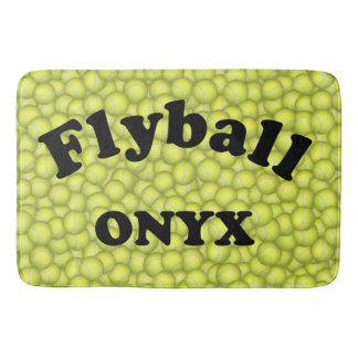 Flyball ONYX, 20.000 Punkte Badematte