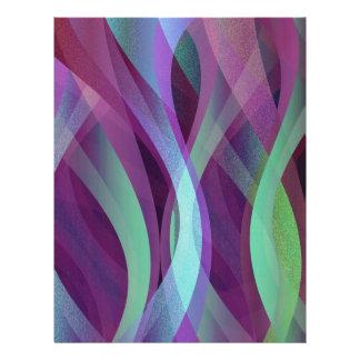 Flyer-abstrakter Hintergrund
