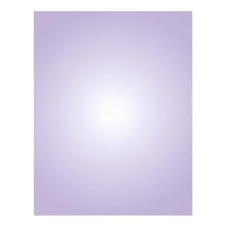 Flyer-Schablone: Radialsteigung: Lila 21,6 X 27,9 Cm Flyer