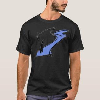 FlyFishing im Strom T-Shirt
