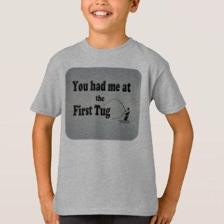 Flyfishing: Sie hatten mich am ersten Schlepper! T-Shirt