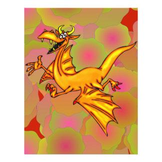 Flying Dragon Full Color Flyer