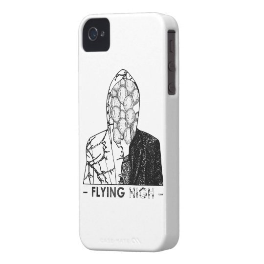Flying High iPhone 4 Case-Mate Hüllen