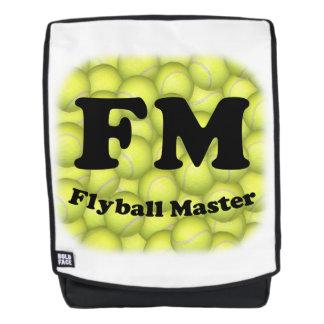 FM, Flyball Meister Rucksack