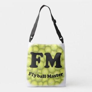 FM, Flyball Meister Tragetaschen Mit Langen Trägern