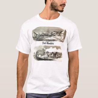 FMcannon, fm, Fort Moultrie T-Shirt