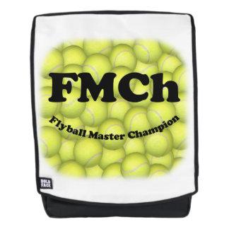 FMCh, Flyball Vorlagenmeister 15.000 Punkte Rucksack