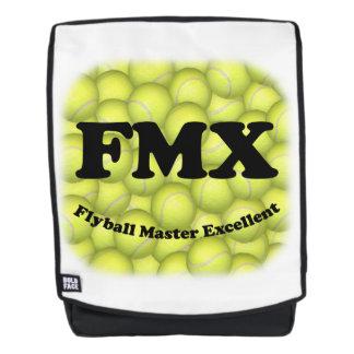 FMX, Flyball ausgezeichnete 10.000 Vorlagenpunkte Rucksack