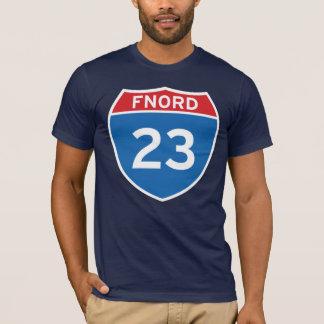 Fnord Discordian T - Shirt