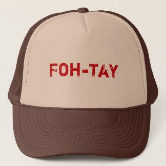 Foh-tay Truckerkappe