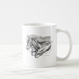 Fohlen Kaffeetasse