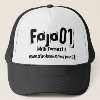 Fojo01 offizieller Hut 1 Truckerkappe
