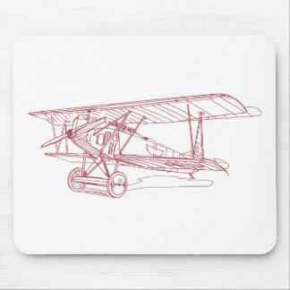 Fokker DVII Mousepad