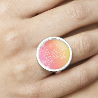 Folgen Sie Ihrem Ringe