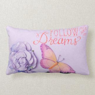 Folgen Sie Ihrem Träumelumbar-Kissen Lendenkissen