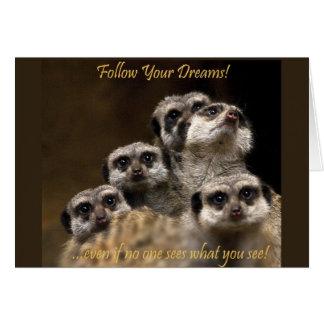Folgen Sie Ihren Träumen! Karte