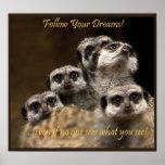 Folgen Sie Ihren Träumen! Poster
