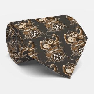 Folgen Sie meinem eigenen Schlag Krawatte