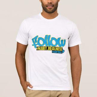 Folgen Sie uns T-Shirt