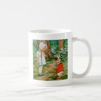 Follow-me - ich nehme Sie nach Märchenland! Kaffeetasse