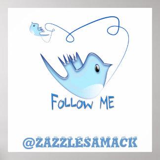 Follow-me Poster