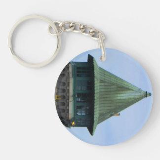 Folsom Ikone: Gefängniswärter-Turm Schlüsselanhänger