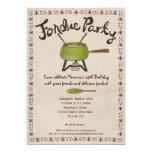 Fondue-Party Einladung