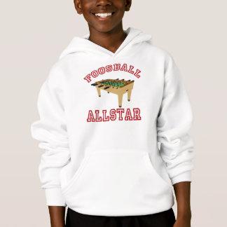 Foosball All-Star- Hoodie