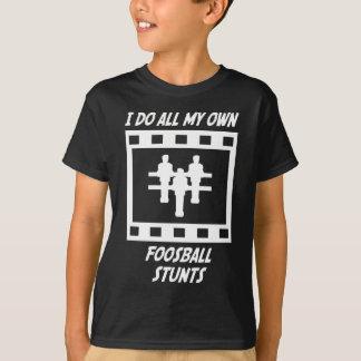 Foosball Bremsungen T-Shirt