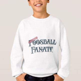Foosball Fanatiker Sweatshirt