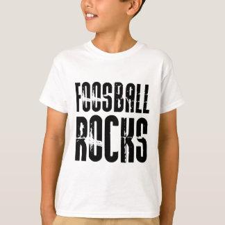 Foosball Felsen T-Shirt