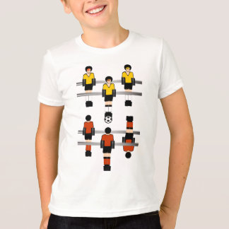 Foosball Fußball-Wettbewerb T-Shirt