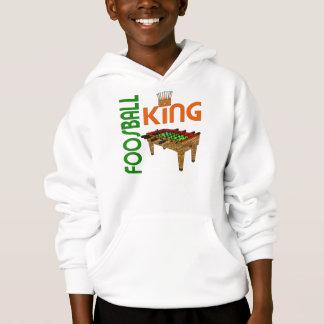 Foosball König Hoodie