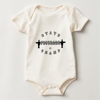 Foosball Staats-Champion Baby Strampler