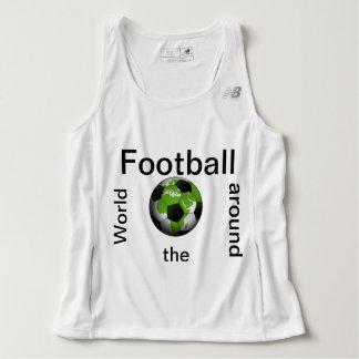 Football around the World Tanktop