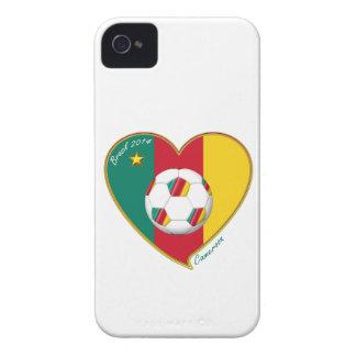 "Football ""CAMEROON"" Soccer Team Fußball von Case-Mate iPhone 4 Hüllen"