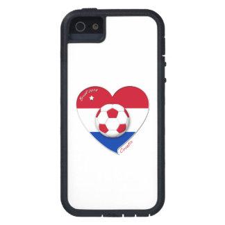 "Football ""CROATIA"" Soccer Team Fußball Kroatien 20 Hülle Fürs iPhone 5"